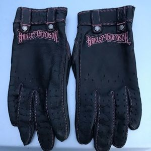 Harley Davidson woman's riding gloves